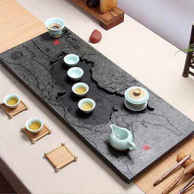 bàn trà nhật phong cách độc lạ