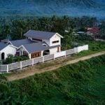 Ngỡ ngàng trước vẻ đẹp của nhà ở như resort cao cấp vùng quê Bình Định