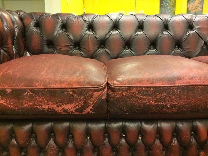 bộ ghế sofa chất lượng kém