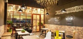 Cách thiết kế quán cafe take away uy tín chất lượng