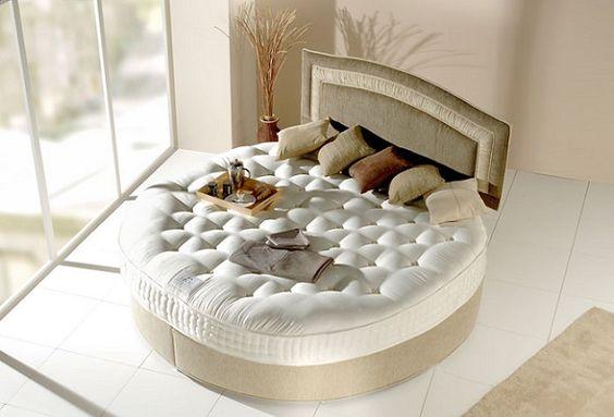 sofa giường bọc vải phong cách hiện đại.