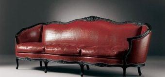 Những bộ sofa da cá sấu đẹp suất sắc đốn tim mọi khách hàng