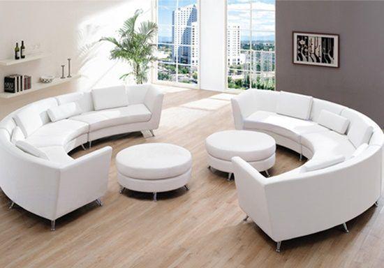sofa hình tròn cỡ lớn