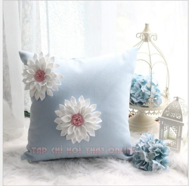 ghế sofa hình bông hoa đẹp