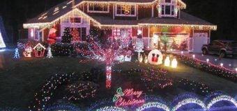 15 ý tưởng trang trí nhà cửa dịp Noel Giáng Sinh 2018