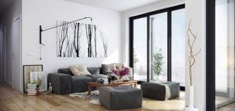 5 tiêu chí cần quan tâm khi bài trí nội thất phòng khách