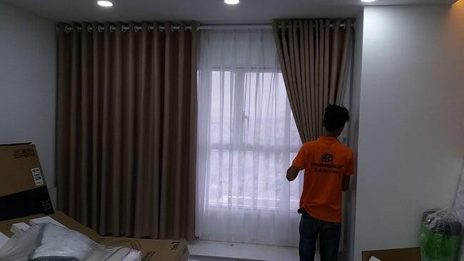 công dụng của rèm cửa 2 lớp