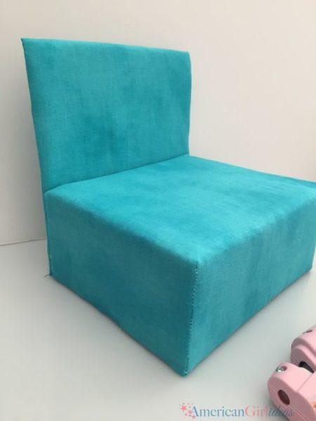 ghế sofa không có tay vịn