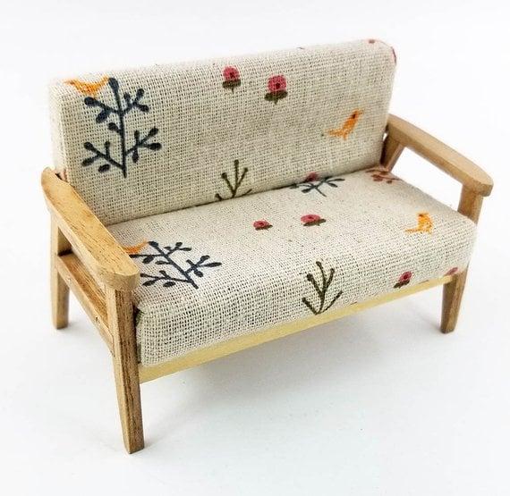 sofa mini cho búp bê