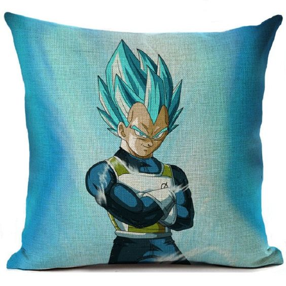 gối ôm Vegeta Super Saiyan Blue