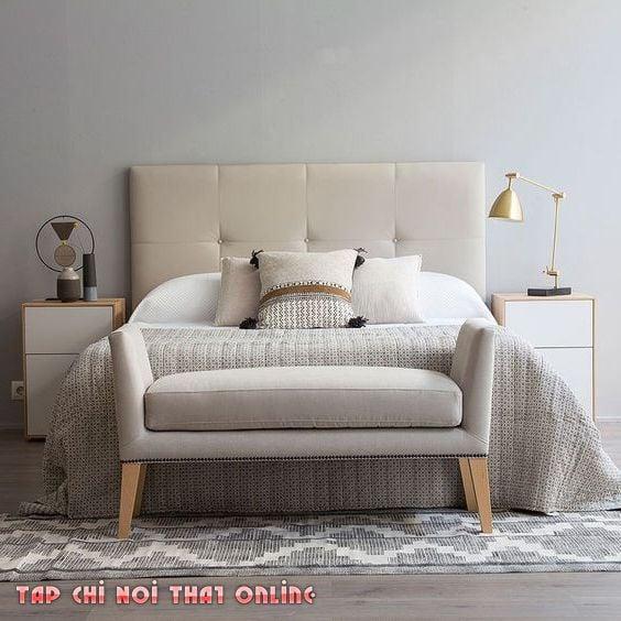 ghế sofa để đầu giường