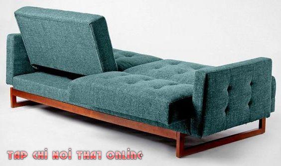 ghế sofa đa năng kết hợp giường ngủ