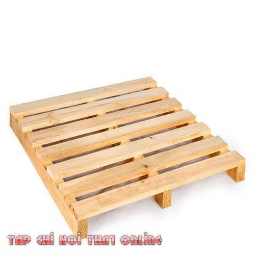 pallet gỗ trang trí