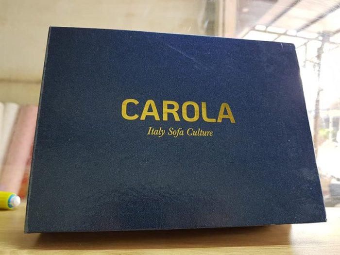 Da công nghiệp thương hiệu Carola.