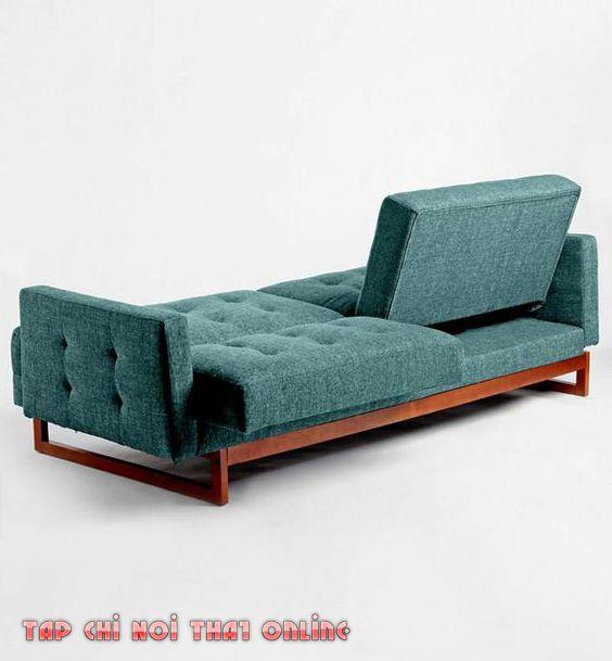 ghế sofa giường ngủ dạng gập