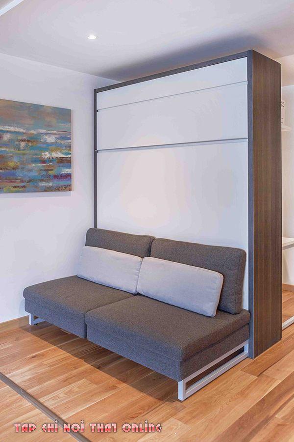 ghế sofa giường thông minh dài 1m2 kèm sofa