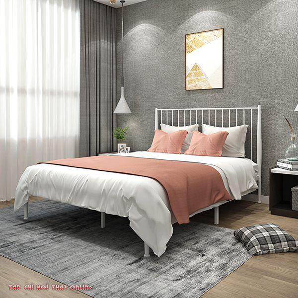 trang trí phòng ngủ phong cách bắc âu