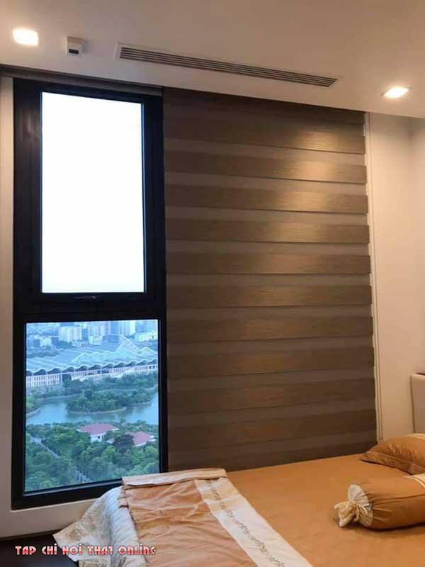 Trung hòa màu sắc dễ dàng với các sản phẩm rèm cầu vồng khi sử dụng tại cửa sổ.