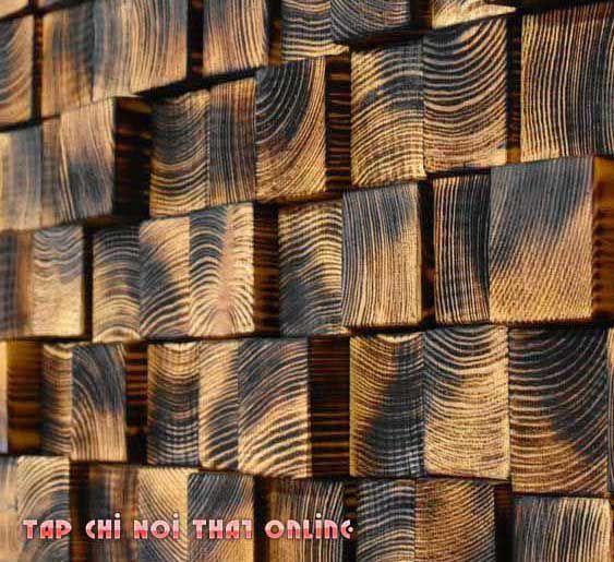 Gỗ thông khò lửa tăng thêm tính thẩm mỹ. Giá gỗ thông phụ thuộc vào nhiều yếu tố khác nhau.