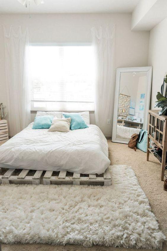 cách tự decor phòng ngủ phong cách hàn quốc